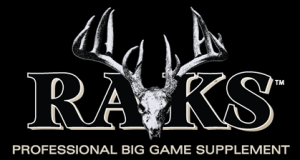 RAKS™ Big Game Supplements